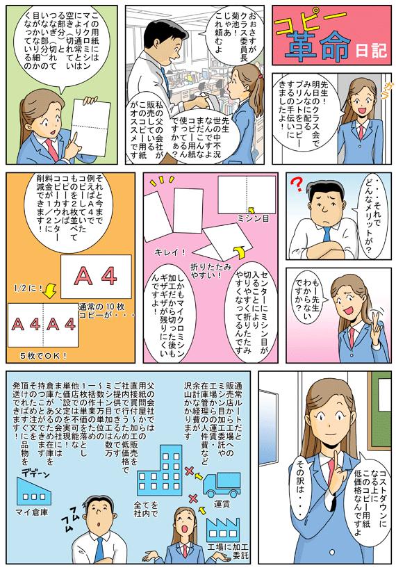 コピー革命日記